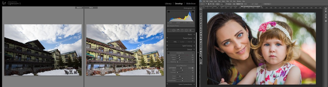 Curs intensiv Adobe Lightroom & Adobe Photoshop