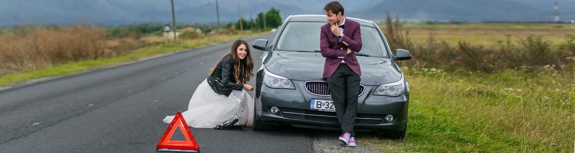 Sedinta foto dupa nunta – Irina & Mihai
