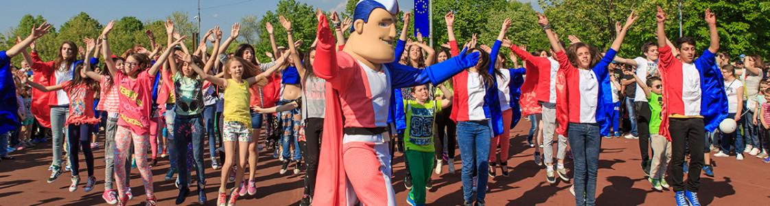 Flashmob Blockbusters Dance – Parcul Lumea Copiilor