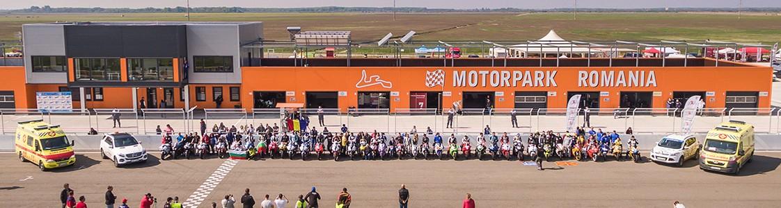 Campionatul Național de Motociclism Viteză al României – etapele 03-04