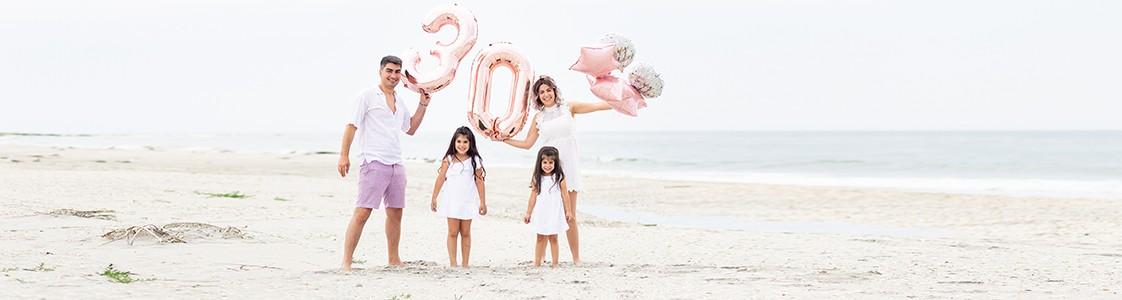 Sedinta foto de familie – Cristina 30 de ani